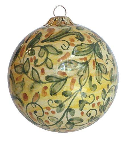 Amazon De Ghenos Weihnachtsbaum Dekoration Klein Rund