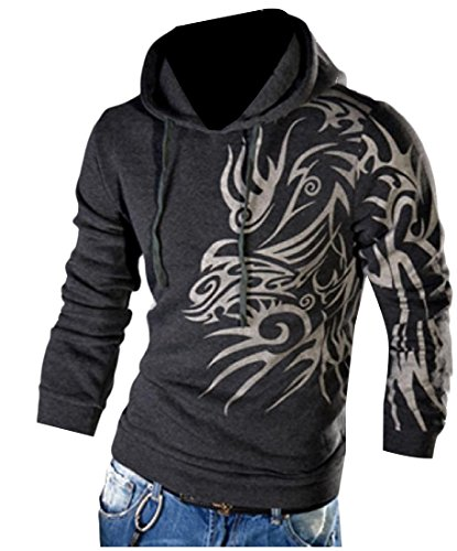 Solid Colored Hoodie - 3