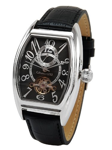 Calvaneo Tonneau Prestige Diamond Black Pearl