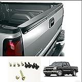 Chevy Silverado GMC Sierra Tailgate Spoiler Protector 99 00 01 02 03 04 05 06 (LY4006)