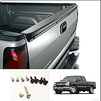 how to fix tailgate on chevy truck