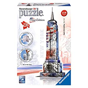 Ravensburger Italy Puzzle 3d Building Colori Assortiti 12583