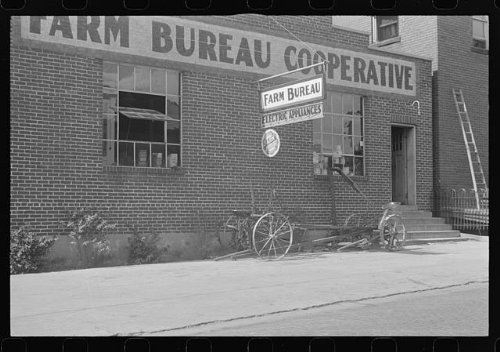Photo: Farm Bureau Coop,Urbana,Ohio (Farm Bureau Coop)