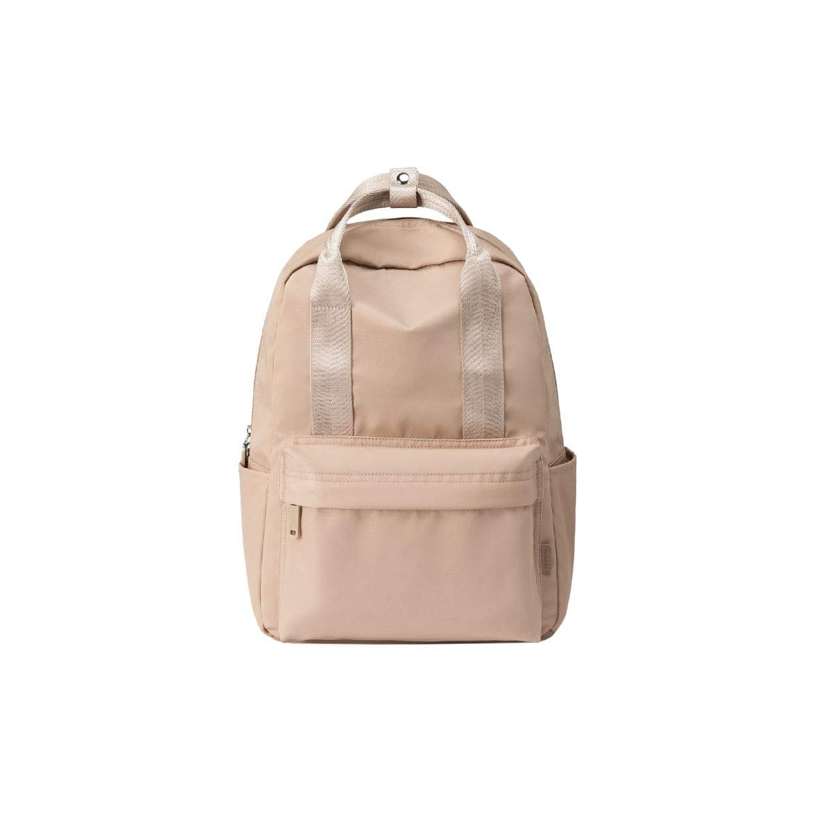 TONGBOSHI Backpack Female 2019 Simple Casual Backpack Male Large-Capacity School Bag College Students (Color : 3)