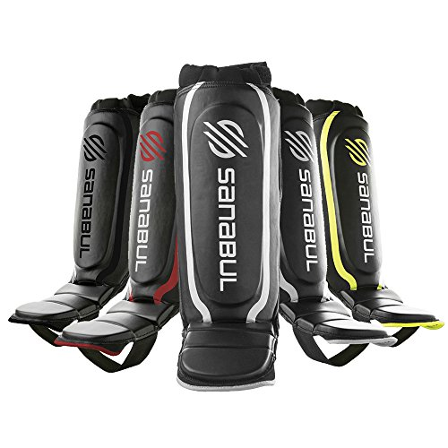Sanabul Essential Shin Guards