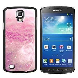Stuss Case / Funda Carcasa protectora - Blanco Nube de lluvia de primavera abstracta - Samsung Galaxy S4 Active i9295