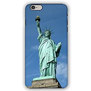 Statue of Liberty New York City iPhone 6 Armor Phone Case by lolosakes