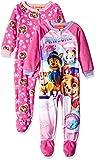 Best Nickelodeon Blankets - Nickelodeon Little Girls' Toddler Paw Patrol 2-Pack Fleece Review