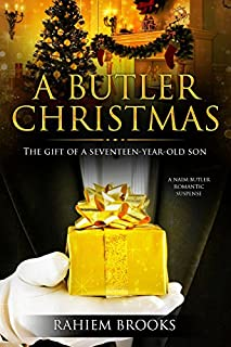Book Cover: A Butler Christmas