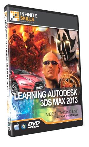 Beginners 3Ds Max 2013 Training DVD - Tutorial Video by Infiniteskills