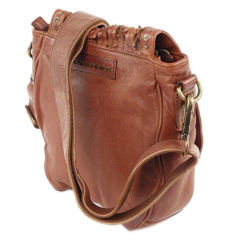Taschendieb Wien Tasche - Goat - S Shoulderbag - Cognac
