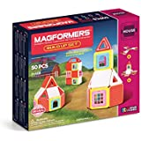 MAGFORMERS Build Up (50 Piece) Magnetic Building Set