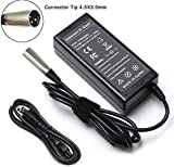 24V 2A Electronic Scooter Battery Charger Compatible with Go-Go Elite Traveller SC40E/SC44E, Ezip 400 500 750 Mountain Trailz Schwinn S300 S400 S500 Jazzy Power Chair M300 M350 M500 GT350 GT500