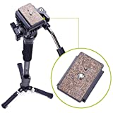 Yunteng-VCT-288-Photography-58-Inch-Light-Weight-Monopod-With-Fluid-Pan-Head-Quick-Release-Plate-Unipod-Holder-and-Bag-for-Canon-Nikon-DSLR-Cameras
