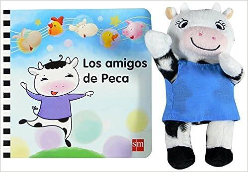 Los Amigos De Peca por Carmen Gil