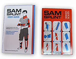 Sam splint user guide • first aid supplies online.