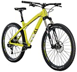 Cheap Diamondback Bicycles Sync'r Hardtail Mountain Bike, 20″/Large, Dark Silver