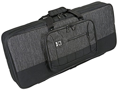 Kaces KB3013 Luxe Series Keyboard Bag, 49 Note Small by Kaces