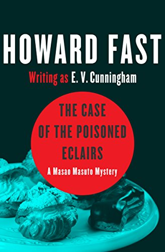The Case of the Poisoned Eclairs (The Masao Masuto Mysteries Book 4)