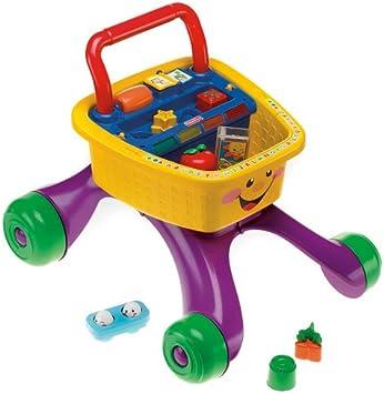 Mattel Fisher Price N2546-0 - Carro de la Compra de Juguete: Amazon.es: Juguetes y juegos