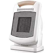 Portable Heaters Home Bedroom Desk Office Heaters Quiet Ceramic Space Heater (Color : A)