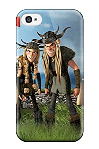 Hot Snap-on How To Train Your Dragon Hard Cover Case/ Protective Case For Iphone 4/4s