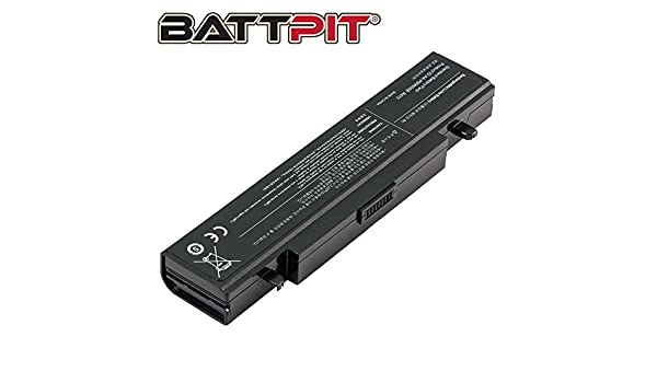 Amazon.com: Battpit™ Laptop/Notebook Battery Replacement for Samsung AA-PB9NC6B (4400 mAh / 49Wh): Computers & Accessories