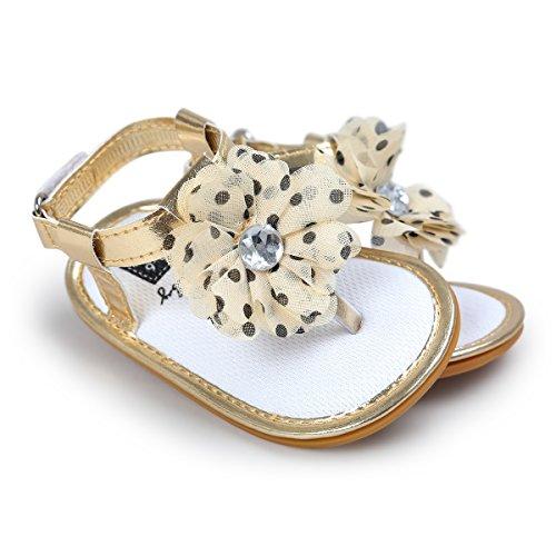 b6d77604 Caliente de la venta Zapatos de Bebé, Morbuy Zapatos Bebe Primeros Pasos  Verano Recién nacido 0-18 Mes Niñas Bebé Casual Verano Zapatos Suela Blanda  ...
