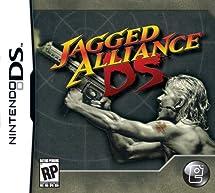 Jagged Alliance - Nintendo DS