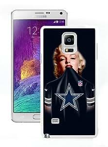 Dallas Cowboys 38 White Best Buy Customized Design Samsung Galaxy Note 4 Case