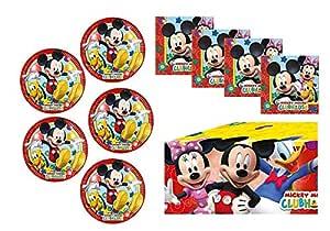 Theonoi Set de decoración para Fiesta de cumpleaños ...