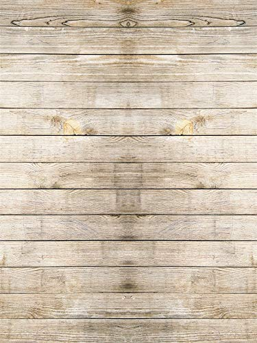 AOFOTO 6x8ft Father's Day Old Vintage Wood Plank Photography Background Rustic Wooden Board Wood Texture Backdrop Hardwood Wall Kid Man Dad Adult Portrait Nostalgic Photo Studio Props Wallpaper (Wall Hardwood)