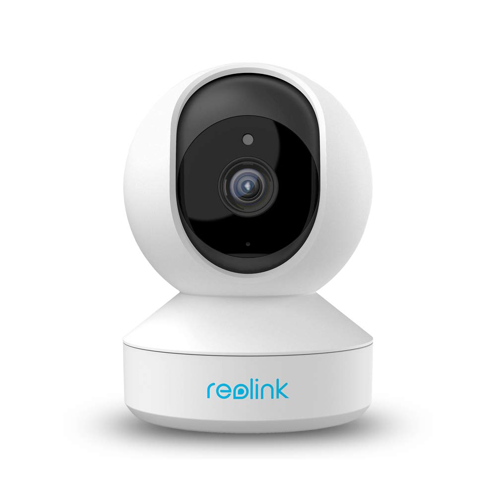 Reolink 4MP Super HD Indoor WiFi Camera, Dual-Band 2.4ghz/5ghz Security Wireless IP Camera, Pan/Tilt Baby Monitor Camera with Cloud Storage, Two-Way Audio, Night Vision and Remote Viewing, E1 Pro