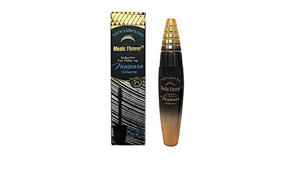 Amazon.com : Volume Thick Lash Long Eyes Makeup Curling False Eyelashes Extension Liquid Waterproof Mascara : Beauty