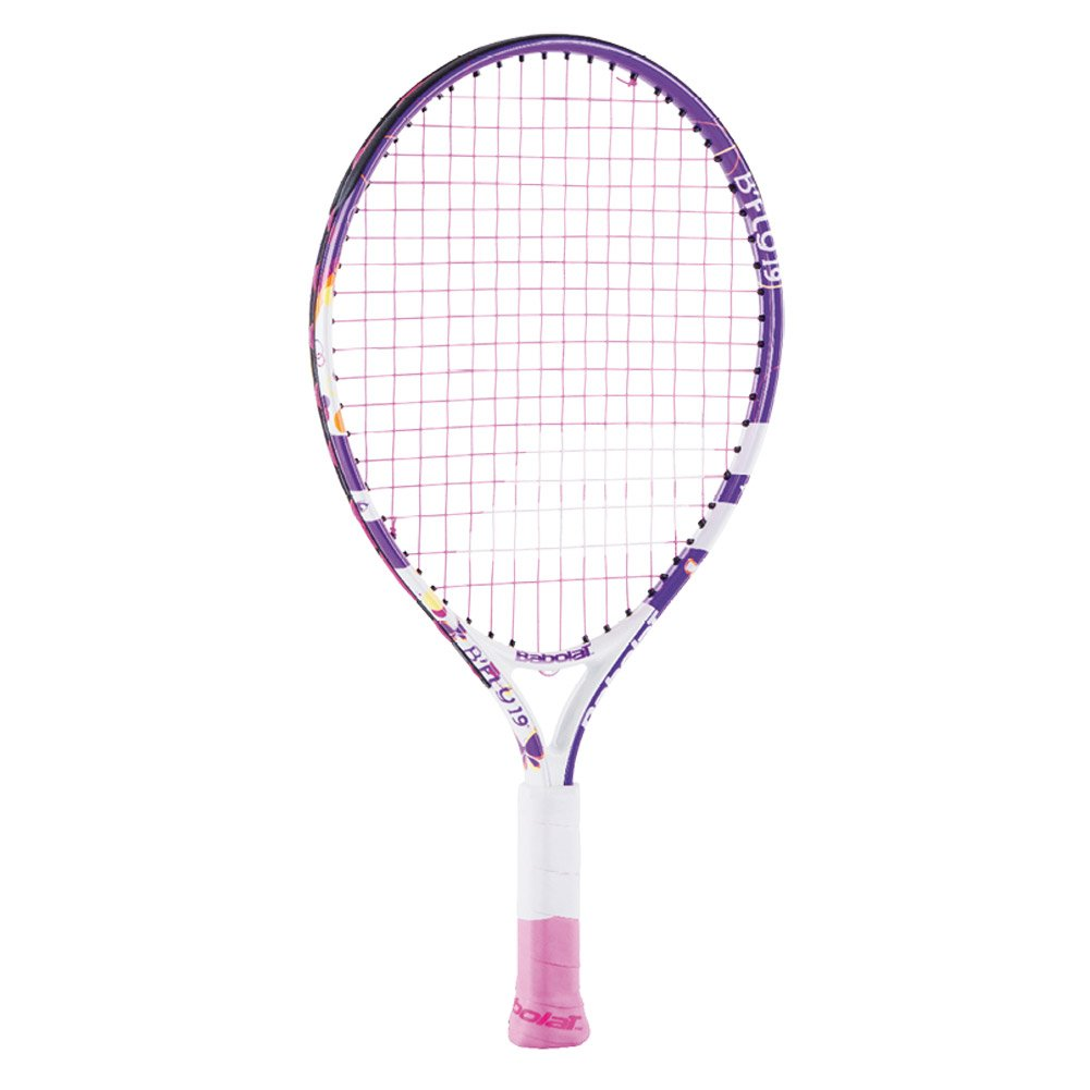 Babolat B'Fly 21'' Inch Child's Tennis Racquet/Racket Kit or Set Bundled with a Purple Junior Tennis Backpack (Best Back to School Gift for Boys and Girls) by Babolat (Image #5)