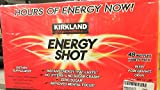 kirkland energy shot 48 - Kirkland Signature Energy Shot, Dietary Supplement: 48 Bottles Variety Pack of 2 Fl Oz