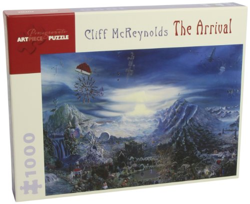 Cliff McReynolds 1000 Piece Puzzle The Arrival