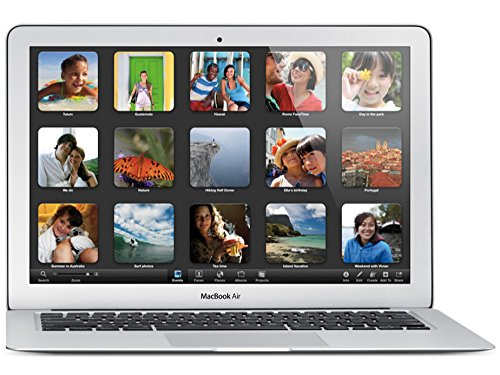 APPLE アップル MacBook Air A1466 MD231J A Core i5 1.8GHz 4GB SSD-256GB 2012年の商品画像
