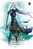 capa de Trono de Vidro: Herdeira do fogo (Vol. 3)