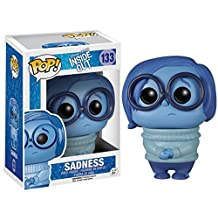 Funko Pop! Disney/Pixar Inside Out Vinyl Figure Sadness #133 2015 Summer Convention Exclusive