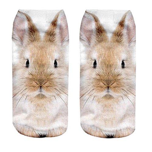 Rabbit Socks - 8