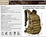 Huntvp 25L Tactical MOLLE Assault Military Backpack
