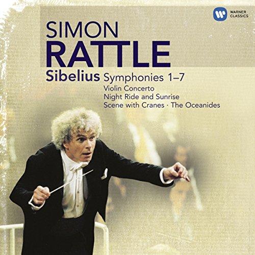 Simon Rattle - Complete Sibelius Symphonies (5PC)