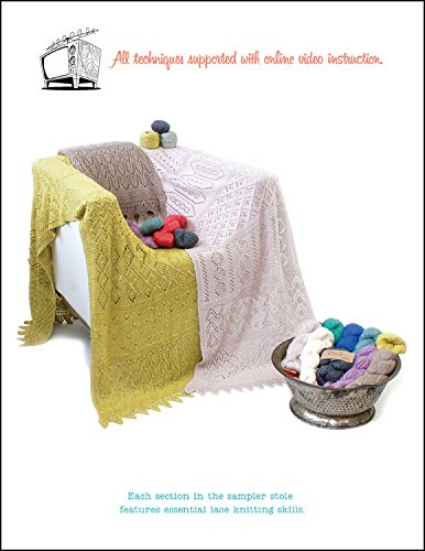 Building With Lace Book by Michelle Hunter- Knitting Pattern Book (8 1/2 X 11) by Skacel (Image #3)