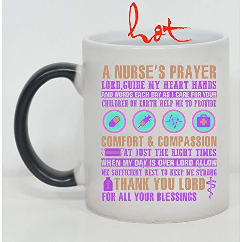 I'm A Nurse Cup, A Nurse's Prayer Guide