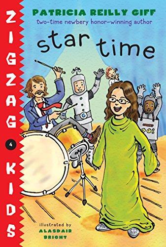 Time Stars - Star Time (Zigzag Kids)