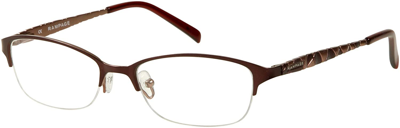 RAMPAGE Eyeglasses R 174 Matte Burgundy 51MM