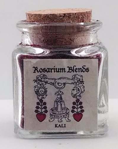Hand-Crafted Incense Blend: Kali