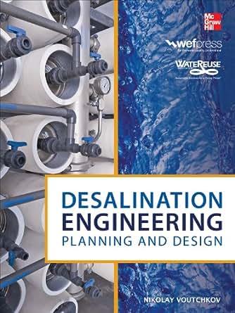 Desalination Engineering Planning And Design Nikolay Voutchkov Ebook