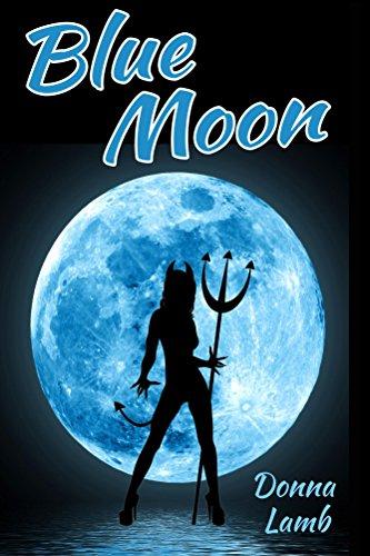 Blue Moon - Melton Cloth
